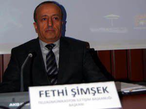 TİB Başkanı Konyada
