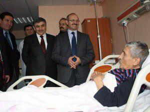 AK Parti Konya İl Başkanı Sorgundan ziyaretler