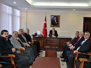 AK Parti Kulu Teşkilatından Işıka ziyaret