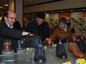 Kış, ayakkabı sektörünü hareketlendirdi