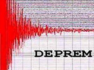 6.2 şiddetinde deprem meydana geldi!