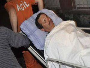 Trabzonspor Asbaşkanına silahlı saldırı