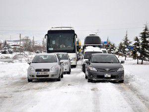 Seydişehir-Antalya karayolu ulaşıma açıldı