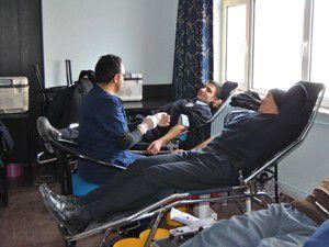 Kızılaydan Kuluda kan bağışı kampanyası