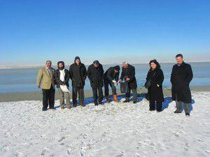 Meclis komisyonları Düden Gölünü inceledi
