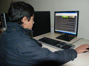 Öğrencilerin gözde mekanı internet evleri