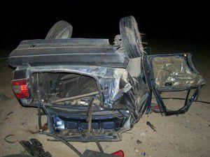 Beyşehirde 1 yıllık trafik kazası bilançosu