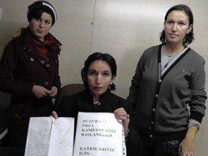 Beyşehire huzurevi yapılması için imza toplandı