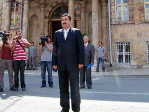 Konyanın yeni Valisi görev başında