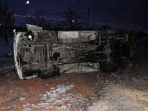 Konyada trafik kazası: 19 yaralı!