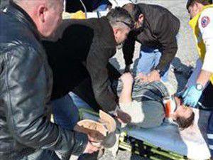 Düğün yolunda kaza: 2 ölü 7 yaralı!