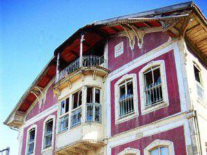 Akşehirde tarihi konak restore ediliyor