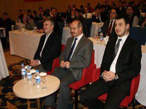 Türkiyein medya başkanları Konyada toplandı