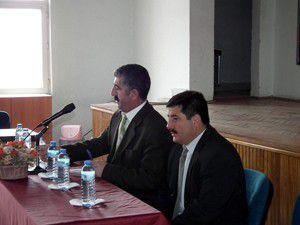 Akşehirde, eğitim yılının ilk dönemi değerlendirildi