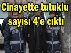 Konyadaki cinayette 4 tutuklama