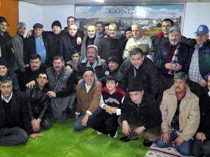 İzmirde yaşayan Gönenliler, buluştu