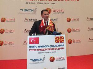 Gruevski AKTİSADın konuğu