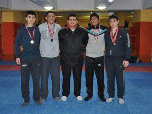 Seydişehirli judocular Konyayı temsil edecek