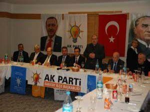 AK Parti Karatay istişare toplantısı