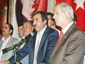 Ak Parti Konya İl Başkanlığı için yeni aday