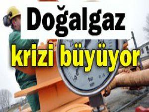 Türkiyenin doğalgaz resti