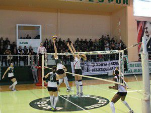Ereğli Belediyespor: 0 -Galatasaray: 3