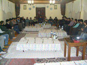 İstanbuldaki Konyalı öğrenciler buluştu