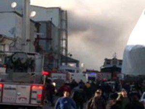 İstanbulda büyük patlama!..