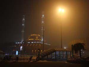 Yoğun sis hayatı olumsuz etkiliyor