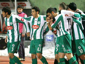 T.Linyitspor 1-2 Konyaspor