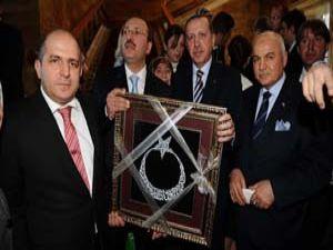 AK Parti Meramdan Başbakana ziyaret