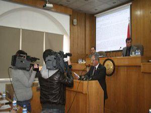 İl Genel Meclisi Şubat ayı toplantıları sürüyor