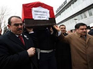 Konyalı savcı için Ankarada tören düzenlendi