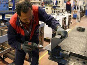 Sanayi üretiminde artış yüzde 8,9 oldu