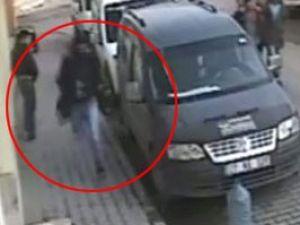 Konyalı savcıyı vuran zanlı kameralarda