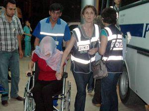 Rehabilitasyon operasyonunda 17 tutuklama