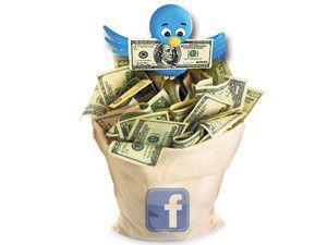 Facebook ve Twitter bu parayı nereden buluyor?