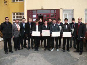 Karapınar Belediyesinden öğrencilere kitap desteği