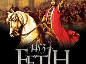 """Yazar Eda Bildekten """"1453 Fetih"""" kitabı"""
