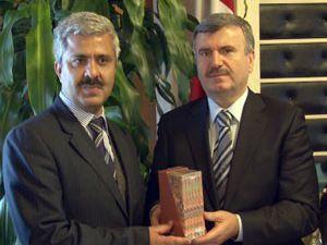 Multan Valisi Akyüreki ziyaret etti