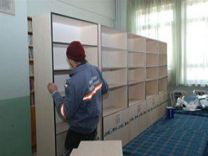Karataydan 75 bin okula 75 bin kitap projesi