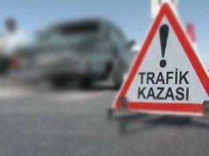 Ereğlide trafik kazası: 1 ölü