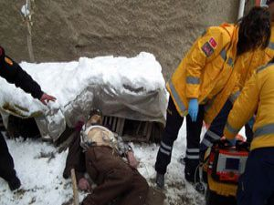 Kar temizlerken fenalaşarak öldü