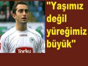 Konyaspor zafere inanıyor...