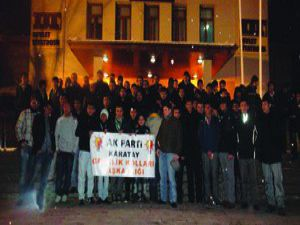 AK Parti Karatay Gençliğinde tiyatro zamanı