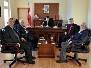 Konya İl Genel Meclisi Halkapınarda