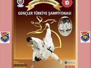 Judo Gençler Türkiye Şampiyonası Konyada