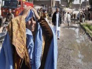 Pakistanda patlama, çok sayıda ölü var