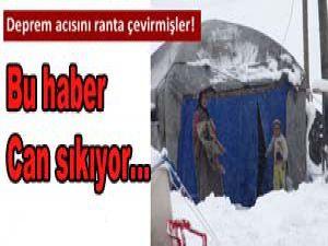 Van paraları PKKya gitmiş...