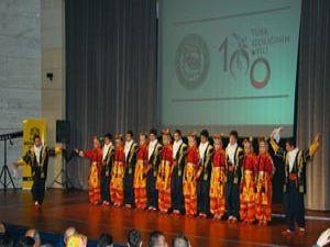 Konyalı İzciler 100. Yıl Programında Buluştu